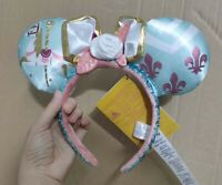 Disney Parks The Main Attraction Ears Carousel July King Arthur Ear  Headband