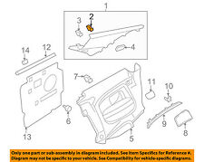 AUDI OEM 02-17 A4 Quattro Interior-Roof-Header Trim Clip 4A0867276B