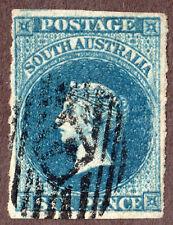 South Australia,  #3 A1,   Wt'rmrk # 6 -   Large Star, Long points