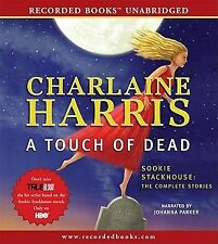 Sookie Stackhouse Ser.: A Touch of Dead by Charlaine Harris (2009, CD, Unabridge