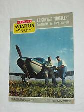 AVIATION MAGAZINE N° 219 1957 LE CONVAIR HUSTLER  FALCO F-8L