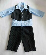 Happy Fella 3 Piece Suit Boys Size 6-9 months