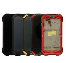 Touch Screen + LCD Digitizer + Frame Display Assembly For Blackview BV6000