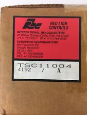 RED LION TSC11004 TEMPERATURE CONTROLLER
