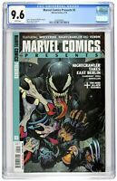 MARVEL COMICS PRESENTS 5 2019 1st cameo APPEARANCE WOLVERINE's DAUGHTER  CGC 9.6