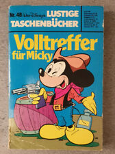 Erstausgabe/Erstauflage - LTB Nr. 48 - 4,50 DM / 1977 - Lustiges Taschenbuch