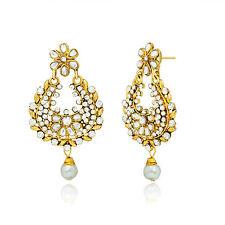 Beautiful Stylish Designer Fashion Latest pearl Stud Earrings For Women Girls