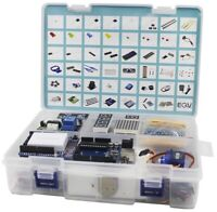 EVQ ELECTRONIC PROJECT KIT WITH TUTORIAL AND CASE