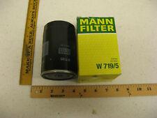 Engine Oil Filter MANN W 719/5