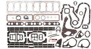 Full Engine Gasket Set 48 49 50 51 52 53 54 Packard 288 327 NEW