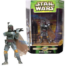 Star Wars Power of the Jedi Boba Fett Rocket Firing Backpack 300th Figure Bespin