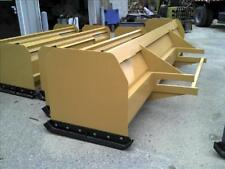 New 16' Backhoe Snow Box Pusher Plow Blade case,cat john deere new holland