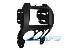 MAZDA2 SINGLE OR DOUBLE 2 DIN CAR STEREO DASH INSTALLATION MOUNTING KIT