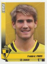 N°264 FREDERIC FRANS # BELGIQUE LIERSE.SK STICKER PANINI FOOTBALL 2011