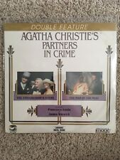 Agatha Christie's Partners In Crime Ambassador's Boots/Man In The Mist Laserdisc