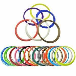3D Printer Filament Consumable 1.75 mm Wire Threads 200 Meters Crafting Drawing
