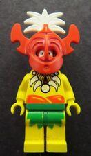 LEGO PIRATES I Islanders King Kahuka pi068 Minifig 1788 6236 6256 6262 6278 6292