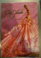 Pink splendor barbie limited edition. Bob Makie 1996 Mint .