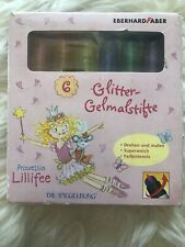 Eberhard Faber Gel Crayons Prinzessin Lillifee German Kids Craft Art  Supplies