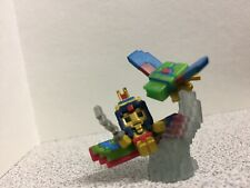 Minecraft Minifigure Series 17 Egyptian Mythology Scarab & Aset (with treasure)
