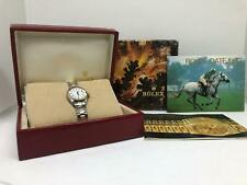 Ladies Rolex Oyster Perpetual Datejust Watch Two Tone 26mm