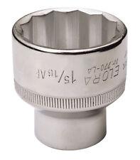"""Draper Expert 1.5/16 1/2"""" Square Drive Hi-Torq® Socket 770-LA 19989"""