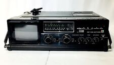 VTG JVC CX-500 Color TV Radio Tape Cassette Recorder, Ghetto Player
