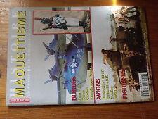 $$u Revue Histoire Maquettisme N°48 Panzer II  Stuart  MiG 15  Heinkel He 219