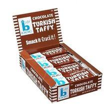 Bonomo Chocolate Taffy,Wrapped and Sealed (Pack of 24)  FRESH