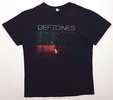DEFTONES Koi NO Yokan TEE Shirt MEDIUM Black MENS Preshrunk COTTON Size SZ Delta