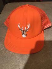 Orange Deer Hunting Hat