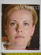 The Guardian Weekend Magazine 7th February 2004. Nadine Milroy-Sloan. Rene Burri