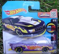 Hot Wheels 2016 SHORT CARD '10 Camaro Pro Stock 64/250 Pony Car DHP89 SEALED!