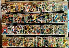 Captain America 1970's / 1980's lot 100 books Kirby Stan Lee