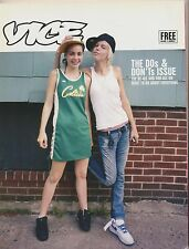 VICE MAGAZINE Vol 11 no. 7 Do & Don't Issue - Terry Richardson cover, Nate Dogg