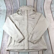 THE NORTH FACE HYVENT Jacket Women's VGC Beige Large L