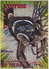 "1994-95 STADIUM TEAM OF FUTURE: SHAQUILLE O'NEAL #5 ""SHAQ"" - MAGIC 15x ALL-STAR"