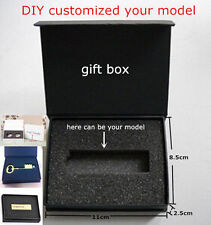 Wholesales Jewellery Box USB Stick Paper Gift Packing Box Wedding Business Cases