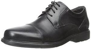 Rockport Mens Charles Road Cap Toe Oxford  Leather (D)- Pick SZ/Color.