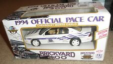 MIP 1994 BRICKYARD 400 CHEVY MONTE CARLO PACE CAR DATED AUGUST 6,1994