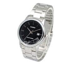 -Casio MTPV002D-1A Men's Metal Fashion Watch New & 100% Authentic