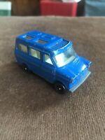 Corgi Juniors 40 Whizzwheels Ford Transit Caravan Martin Walter.