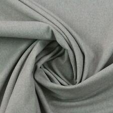 "Ballard Designs Feltner Gray Felt Like Soft Multipurpose Fabric By Yard 55""W"
