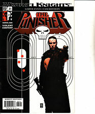 The Punisher-Vol 4 Issue 31-Marvel Comic