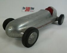 Indianapolis Motor Speedway Aluminum Roadster Die-Cast Toy Race Car Wilbur Shaw
