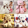 "47"" 120cm Giant Teddy Bear Huge Stuffed Plush Animals Toy Doll Birthdays Gift"