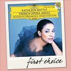 NEW First Choice: French Opera Arias (Audio CD)