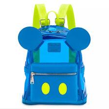 Disney Parks Loungefly Mickey Mouse Neon Mini Backpack WDW Walt Disney World Fun