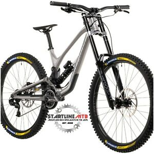 2021 Nukeproof Dissent DH Bike 290 & 297. Ex demo, AVAILABLE SEPTEMBER 2021