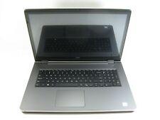 "Dell 5759 17"" Laptop 2.5Ghz Core i7 6th Gen 4Gb Ram (Grade B no caddy)"